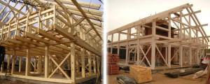 Покупая проект каркасного дома, адаптированный для строительства своими руками, вы получаете дом вашей мечты в