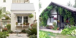 Дизайн домика