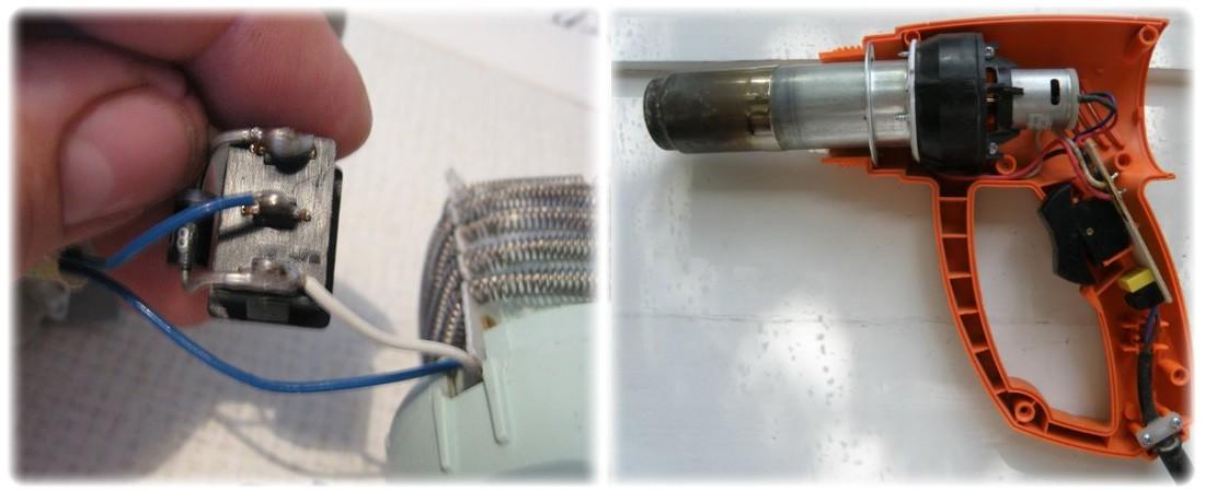 Модернизируем бытовой фен
