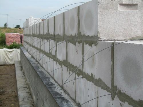 Несущие стены