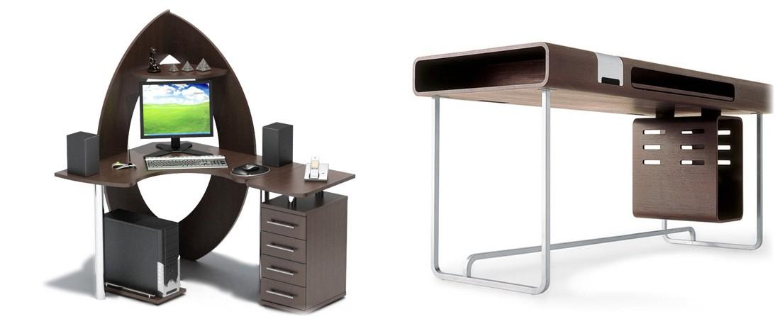 маленький компьютерный стол фото