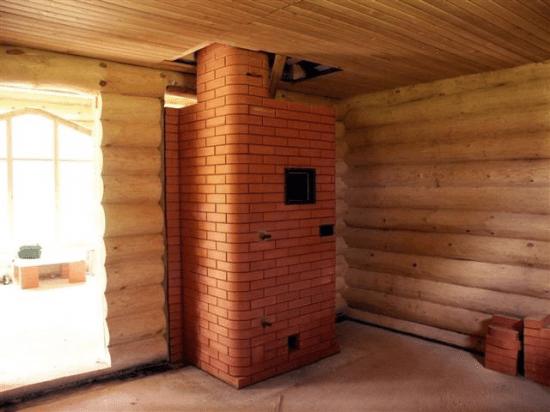 Печь Кузнецова для бани