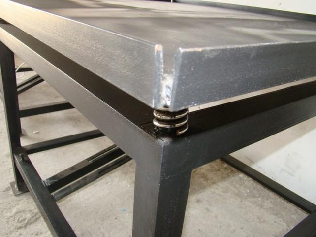 Необходим для уплотнения бетонной смеси