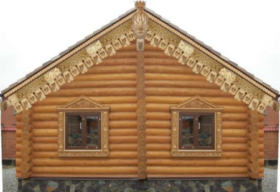 Что такое фронтон дома