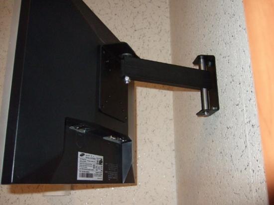 Крепление для телевизора к стене своими руками