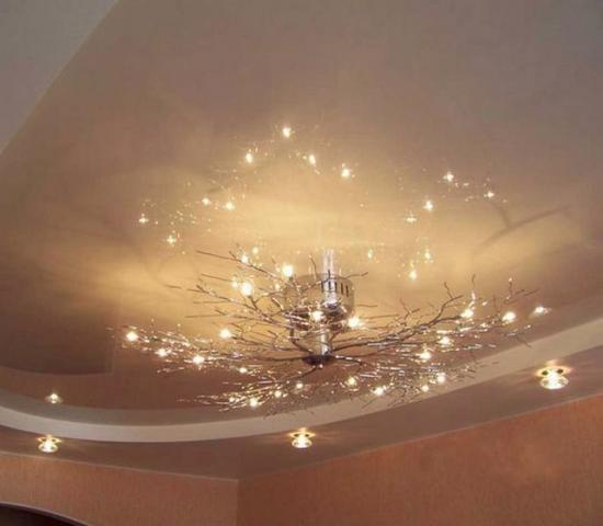 12-вольтовый светодиодный осветительный комплекс