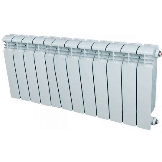 Биметаллические радиаторы стоят на 30-45% больше, чем алюминиевые