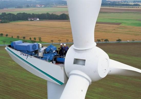Использовать энергию ветра