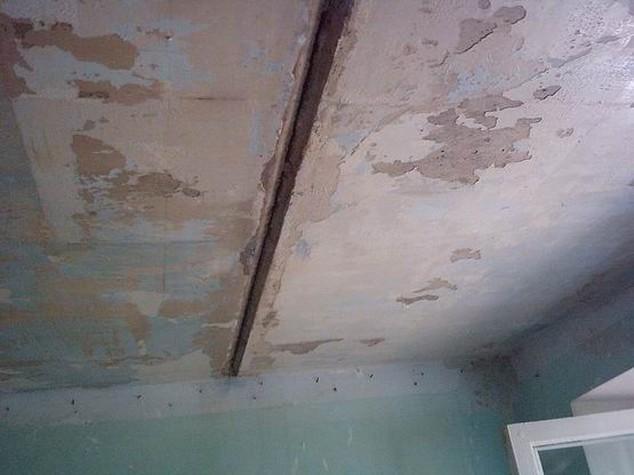 Нет возможности скрыть дефекты поверхности под подвесной системой