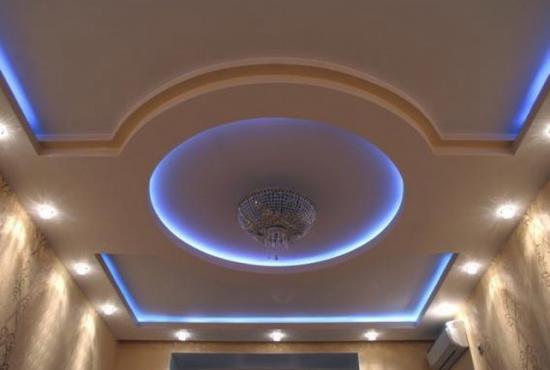 При замене лампы обязана отключаться именно фаза, а не ноль