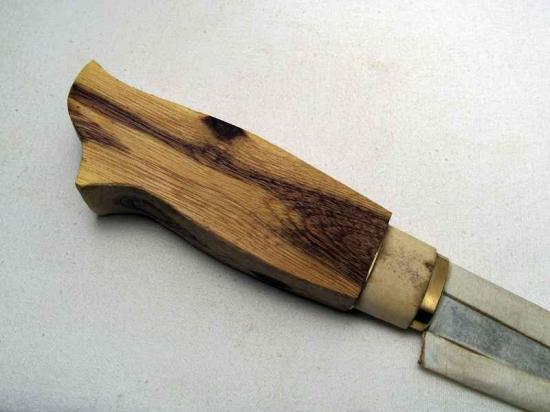 Изготовление лезвия ножа своими руками
