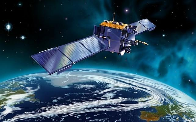Трансподер - приемно-передающее устройство, которое находится на спутнике