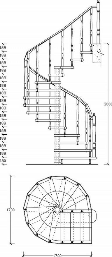 Все детали конструкции могут быть унифицированы