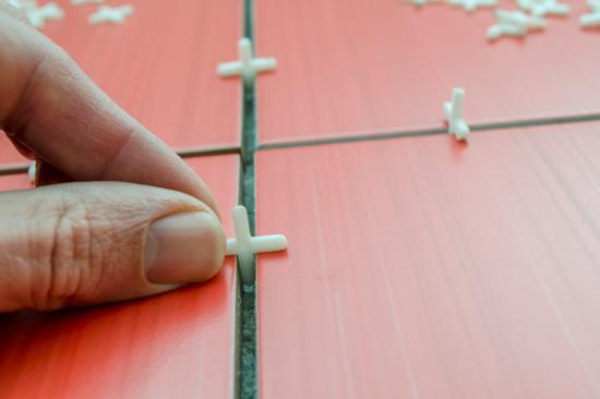 Вставляются крестики
