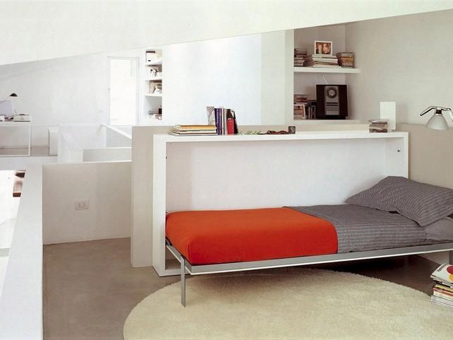 Откидная кровать-стол