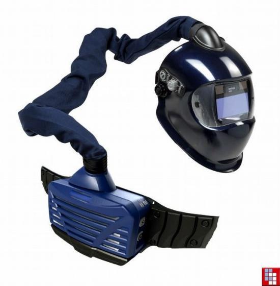 С защитой от вредных для дыхательных путей газов