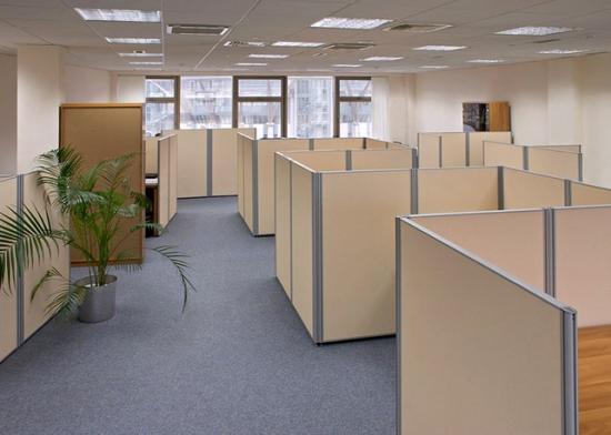 Вариантов планировки офиса — масса