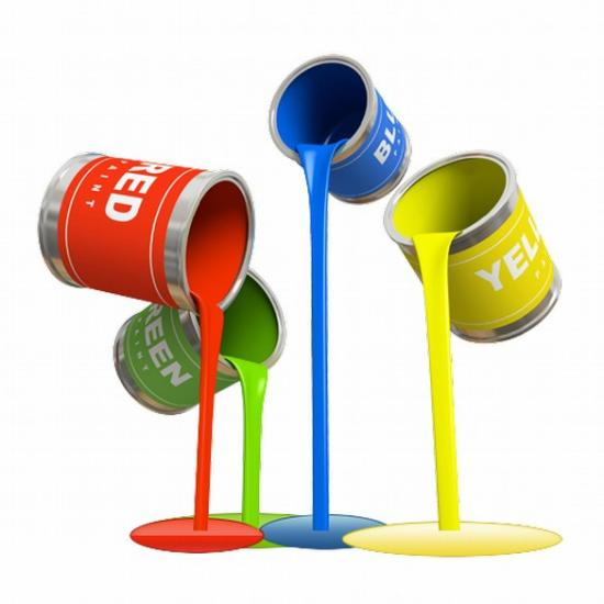 Выбирайте краски првильно