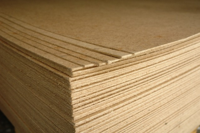 Древесно-волокнистые плиты