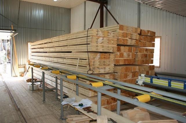 Подготовка готовых узлов в условиях производственной линии