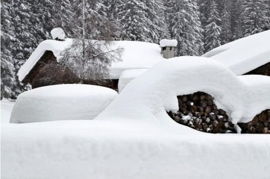 Иот очистка снега с крыши