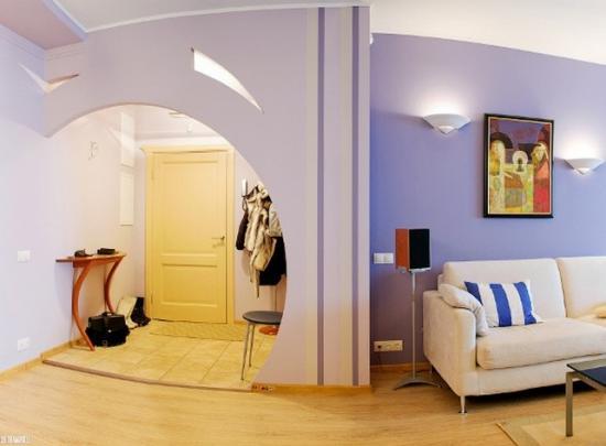 Двери или арки