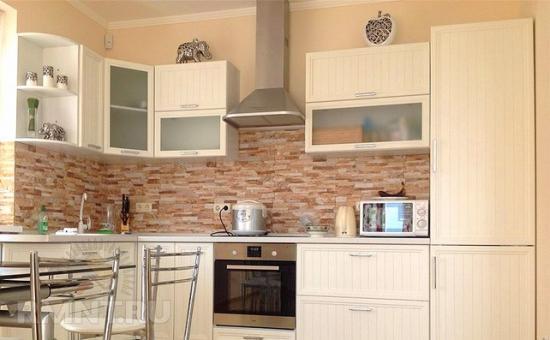 кухонные фартуки из плитки фото