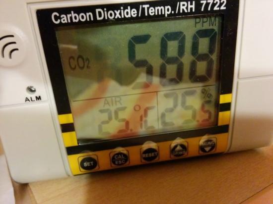 Меряем параметры воздуха