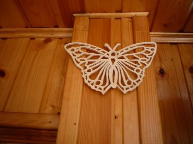 Украшение бабочка