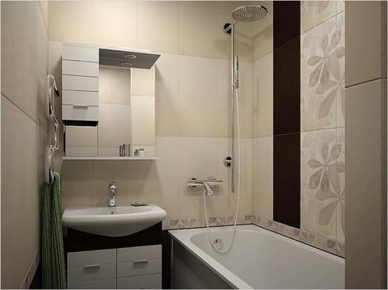 ванная кафель дизайн