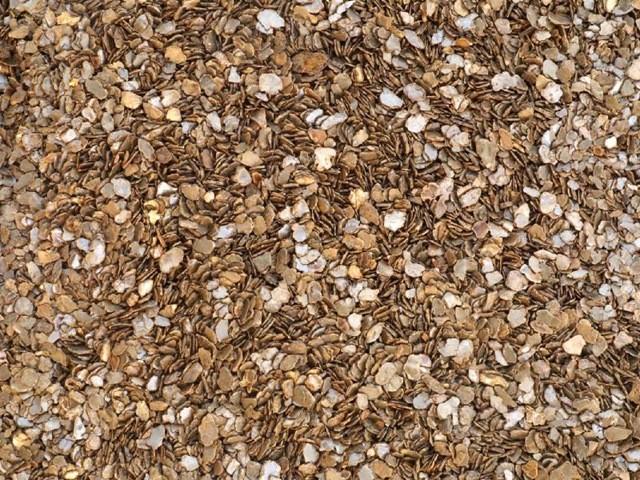 Сухой вспученный вермикулит - минеральная добавка