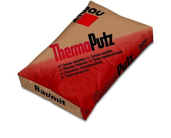 Теплая штукатурка ThermoPutz
