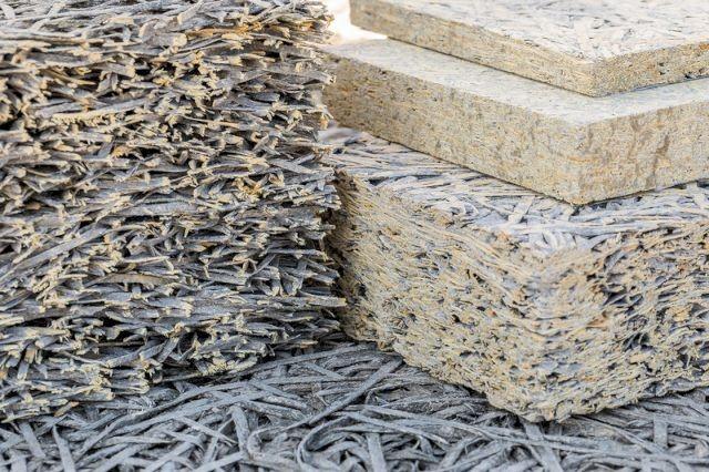 Пористая структура плит
