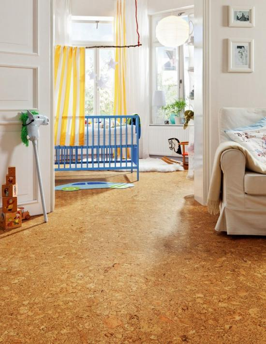 Экологически чистое покрытие для жилого помещения