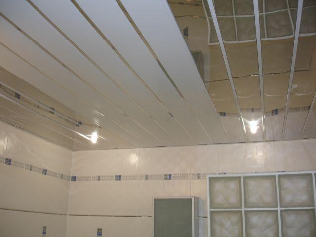 Реечный алюминиевый потолок Албес