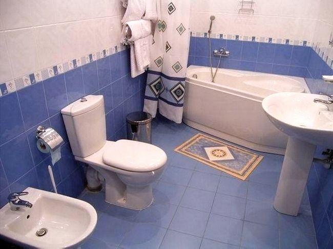 Бюджетный и экономный ремонт ванной комнаты