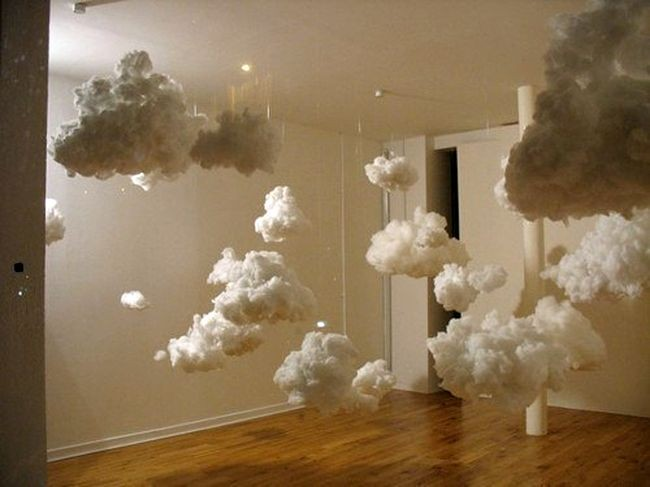 Мечта в облаках