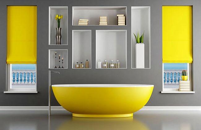 Экстримально креативная ванная