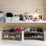 мебель для прихожей хранение обуви
