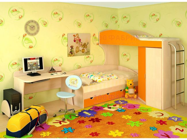 обои для детской комнаты девочки