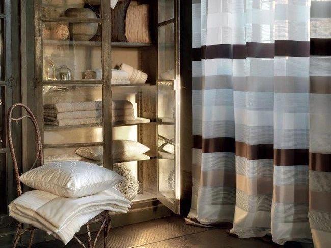 штора для небольшого окна