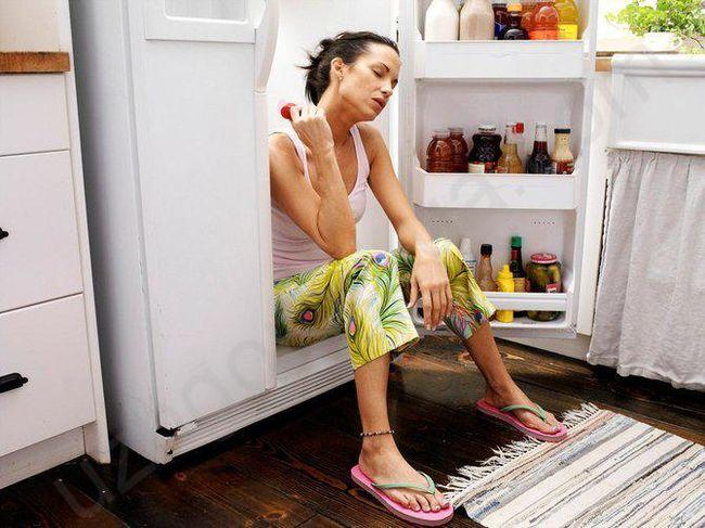 Используйте холодильник по назначению