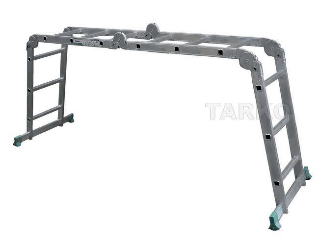 Лестница шарнирная трансформер