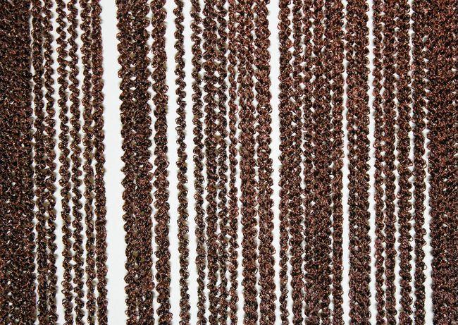 Нитяные шторы Спираль2