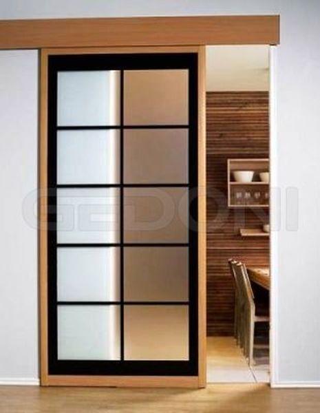 Раздвижные двери - способ увеличить пространство в Вашей квартире