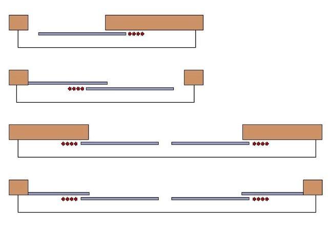 Разновидности раздвижных межкомнатных дверей