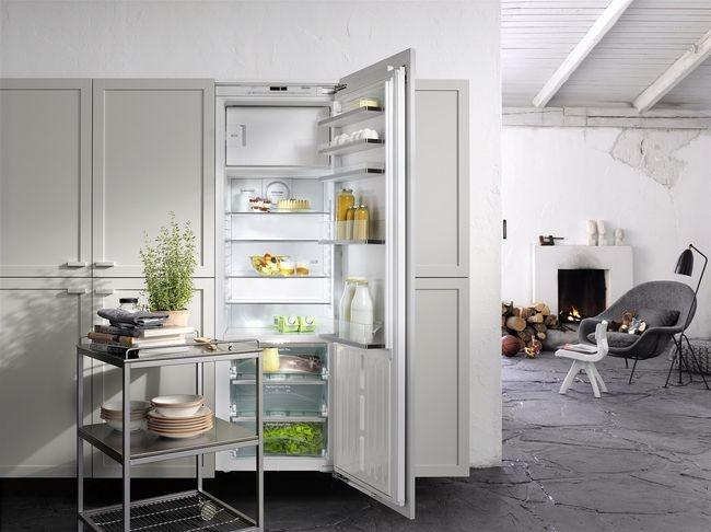 Встраиваемые холодильники1