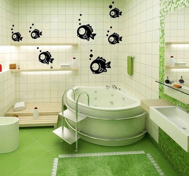 креативная ванная