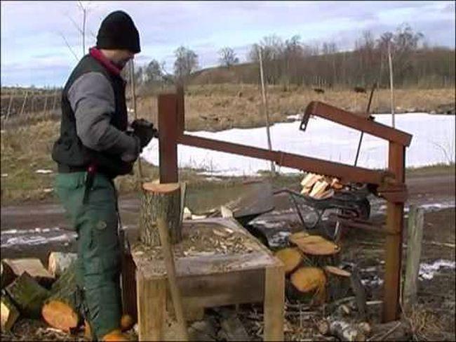 Как сделать колун для дров