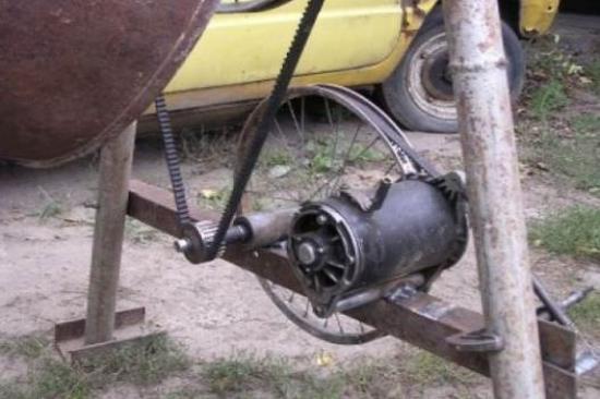 мотор и редуктор